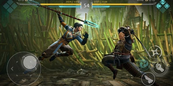 Shadow Fight 4 Mod Apk [Unlimited Everything]