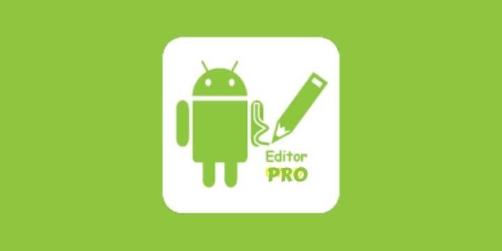 Apk Editor Pro v2.3.7 (Premium Unlocked)