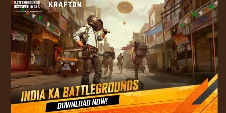 Battlegrounds Mobile India v1.4.0 (APK + OBB)