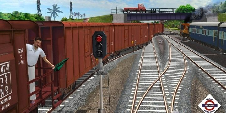 Indian Train Simulator Mod Apk (v2021.3.1)