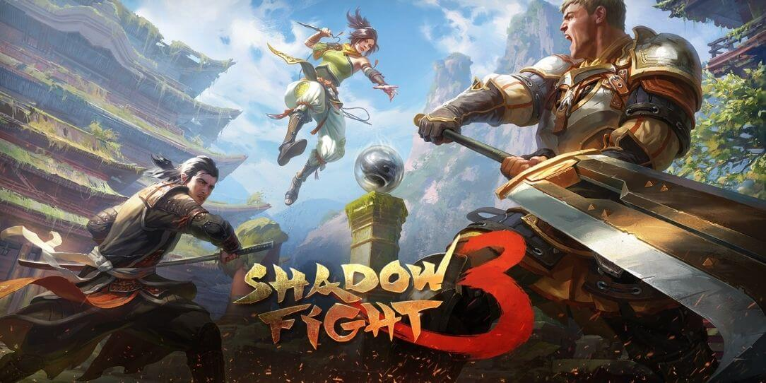 Shadow Fight 3 Mod Apk Titan (v1.25.7) Unlimited Everything and Max Level
