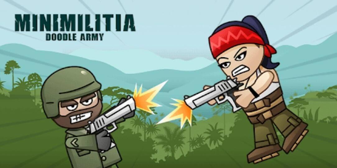 Mini Militia Mod Apk (v5.3.7) Unlimited Money And Cash 2021 Download